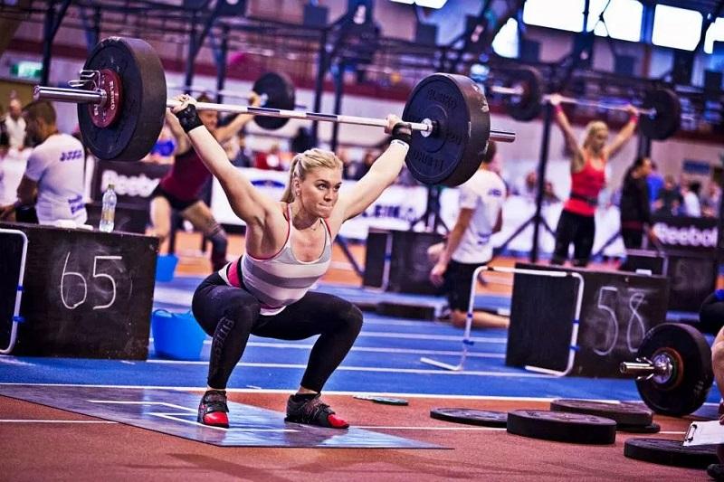 CrossFit Serbian Throwdown 2014 - Katrín Tanja Davídsdóttir