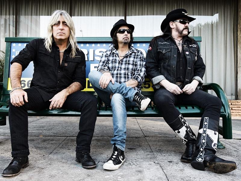15. Exit - Motörhead
