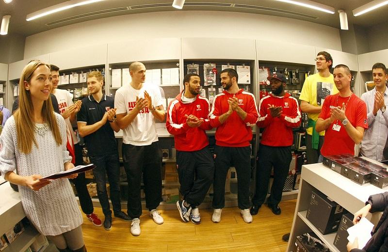 iStyle - košarkaši KK Crvena zvezda