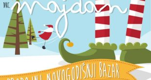 Majdanov novogodišnji bazar