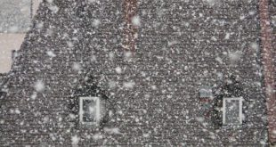 Sneg u Beogradu; hladni talas - arhivski snimak