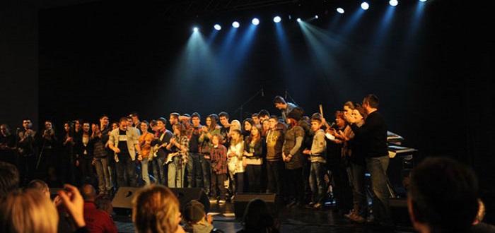 UK Palilula - humanitarni koncert