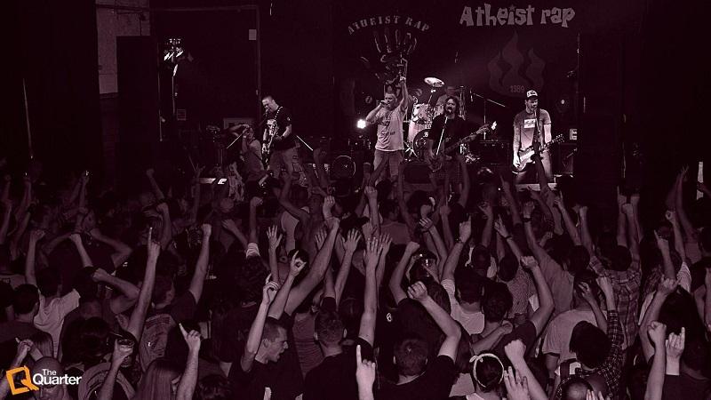 Atheist Rap