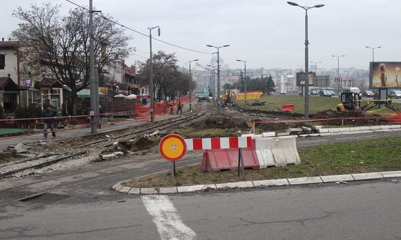 Rekonstrukcija Autokomande (foto: beobuild.rs).jog
