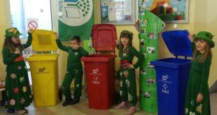 """Deca recikliraju u vrtiću """"1001 radost"""""""