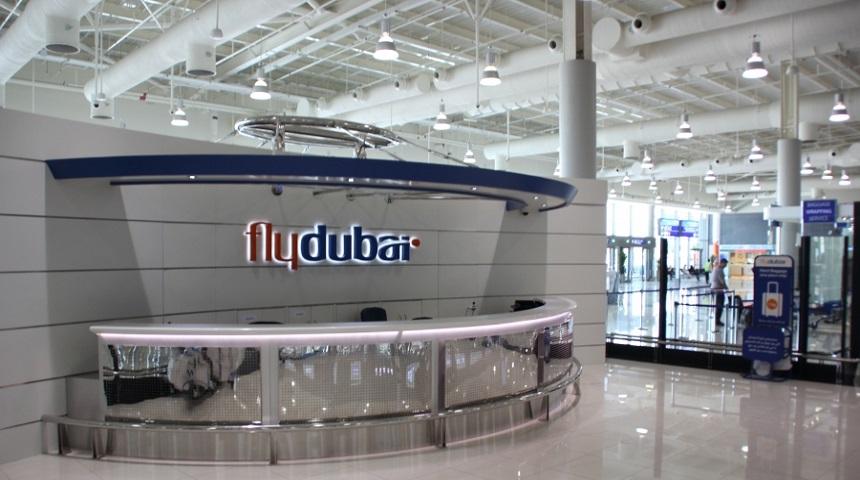 """flydubai - Aerodrom """"Nikola Tesla"""" Beograd"""