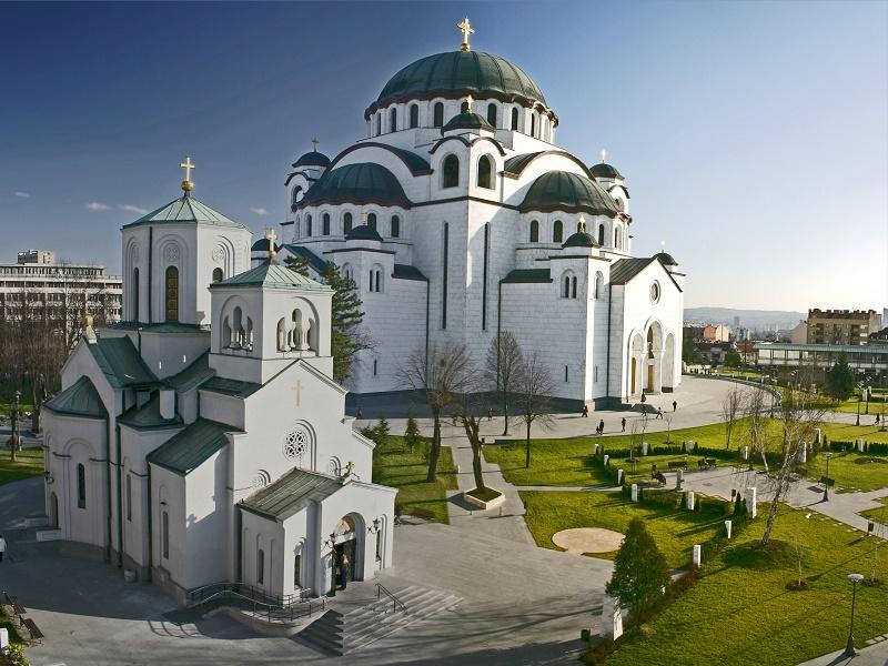 Hram svetog Save (foto: D. Bosnić)