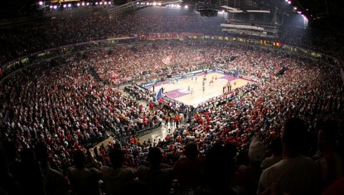 Kombank arena - KK Crvena zvezda