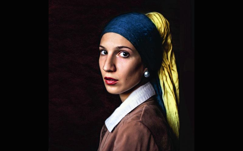 Mina Delić - Autoportret (tri nove izložbe u KCB-u)