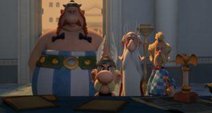 Asteriks: Naselje bogova