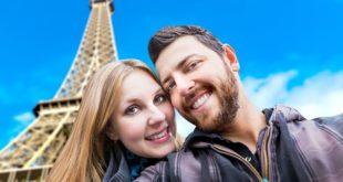 Avio karte - Pariz za dvoje