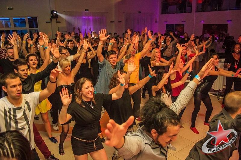 Salsa spektakl: Belgrade Gala Dance Night