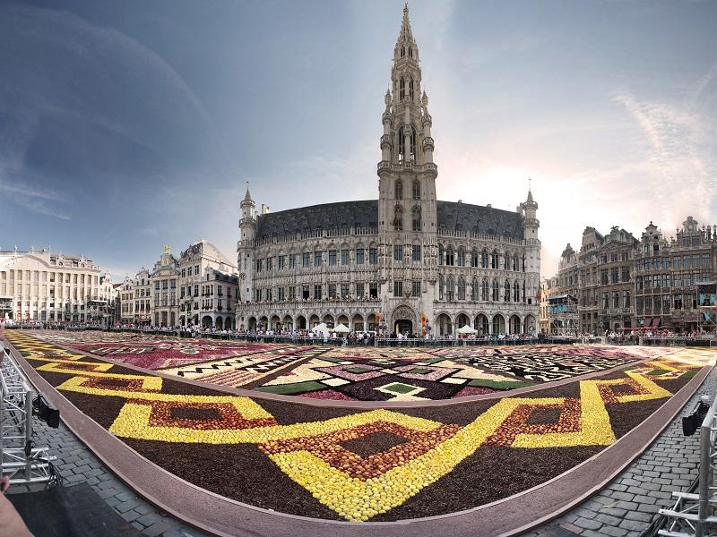 Brisel – prestonica Evrope