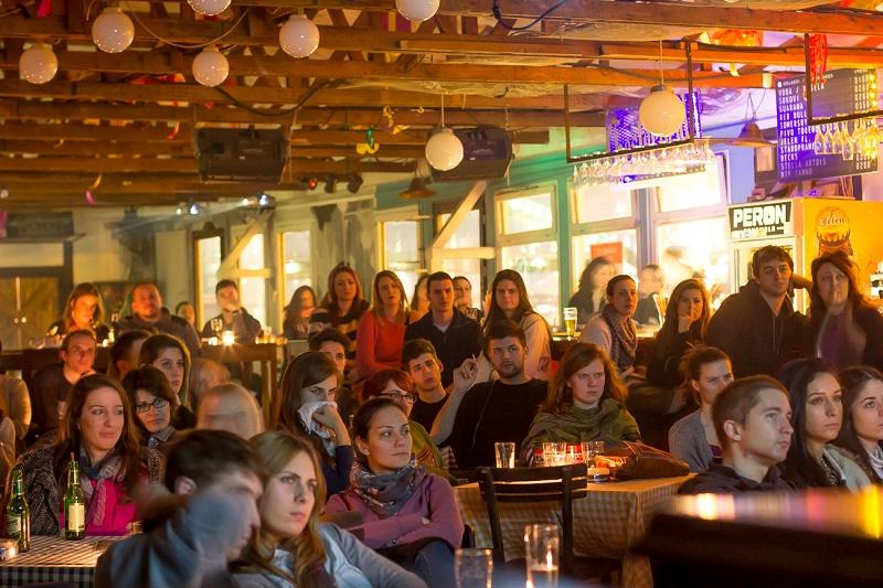 Cinemala - kafe-bioskop (foto: Marko Popović)