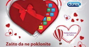 Durex - Dan zaljubljenih