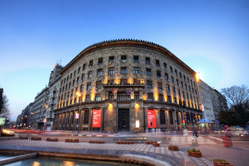 Istorijski muzej Srbije