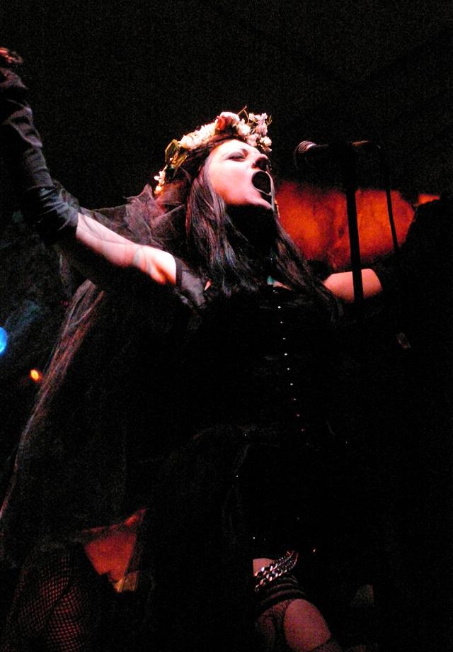 Rock momenti - Anamarija Vartabedijan: Theatres des Vampires