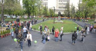 Obnova Akademskog parka