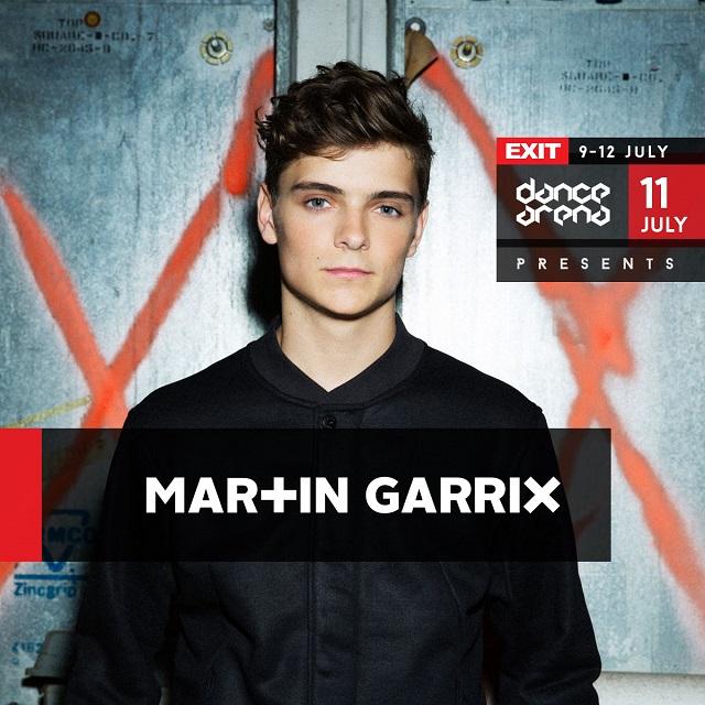Exit - Martin Garrix
