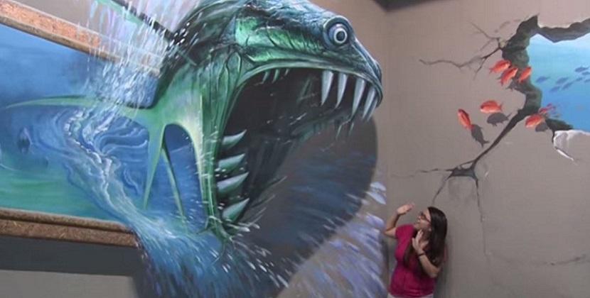 Muzej Selfija u Manili (YouTube screen)