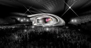 Pesma Evrovizije 2015: Bina u obliku oka (foto: ORF)