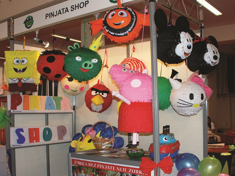 Pinjata shop