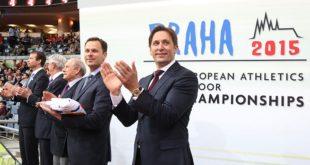 Prag - EP u atletici