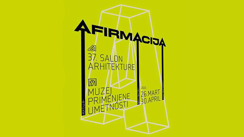 37. Salon arhitekture