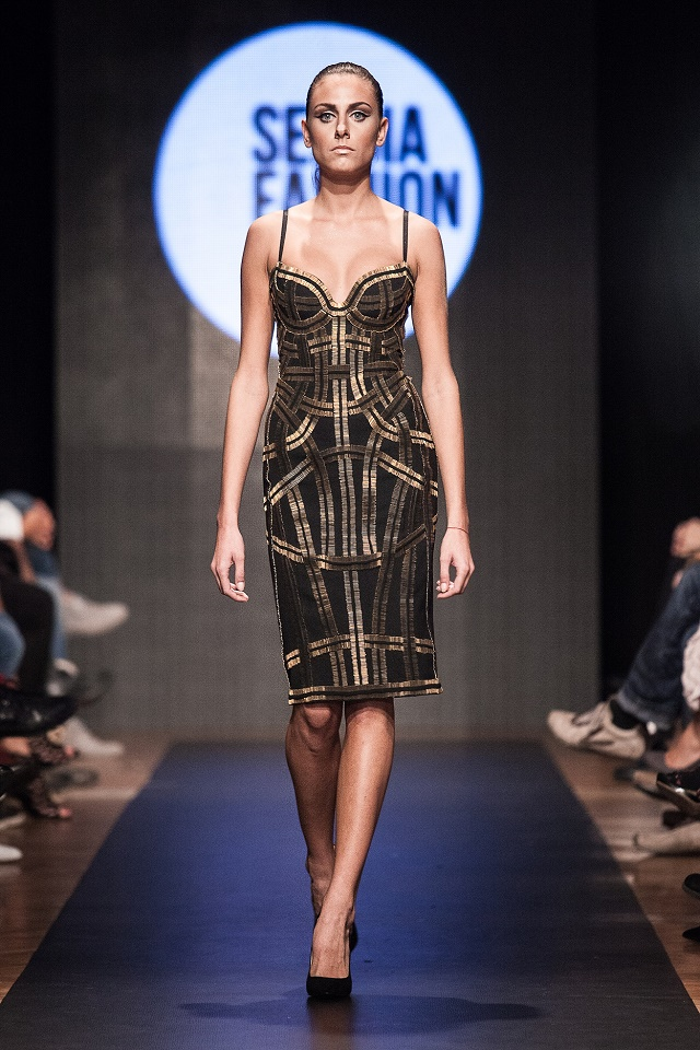 Serbia Fashion Week - revija, Eymeric Fransois