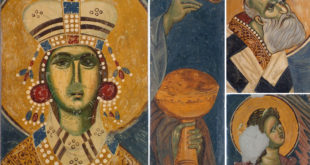 U Svetosavskom domu: Srbija zemlja fresaka