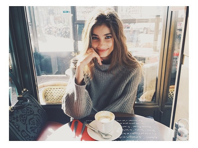 Street Style: Taylor Hill