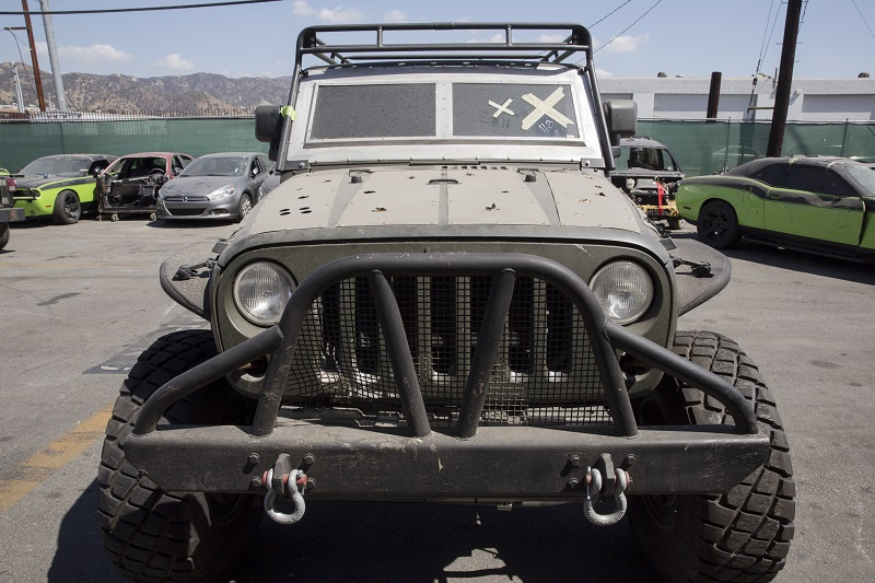 Tej's Jeep