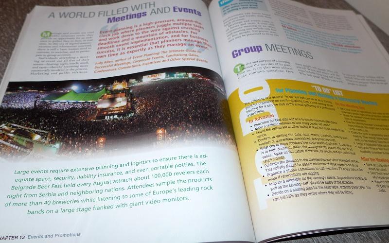 Think - američki univerzitetski udžbenik za odnose s javnošću