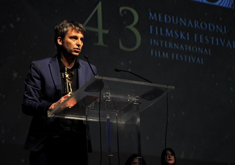 """FEST: Vuk Ršumović, reditelj filma """"Ničije dete"""""""