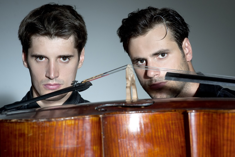2Cellos (foto: Stephan Lupino)