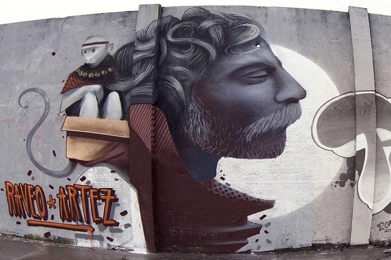Artez - Beograd - Man Moneky Moon
