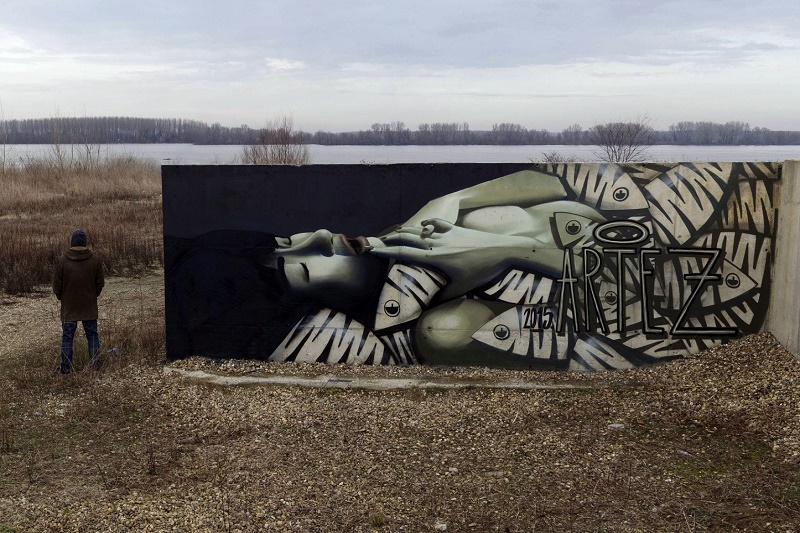 Artez - Beograd - She Sleeps with Fshes Now