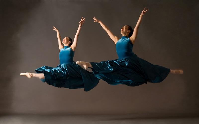 Ballet Magnificat (foto: Gena Dewey)