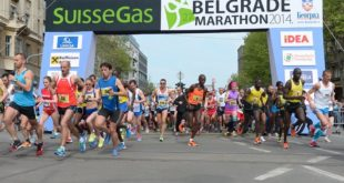 Beogradski prolećni festival - Beogradski maraton