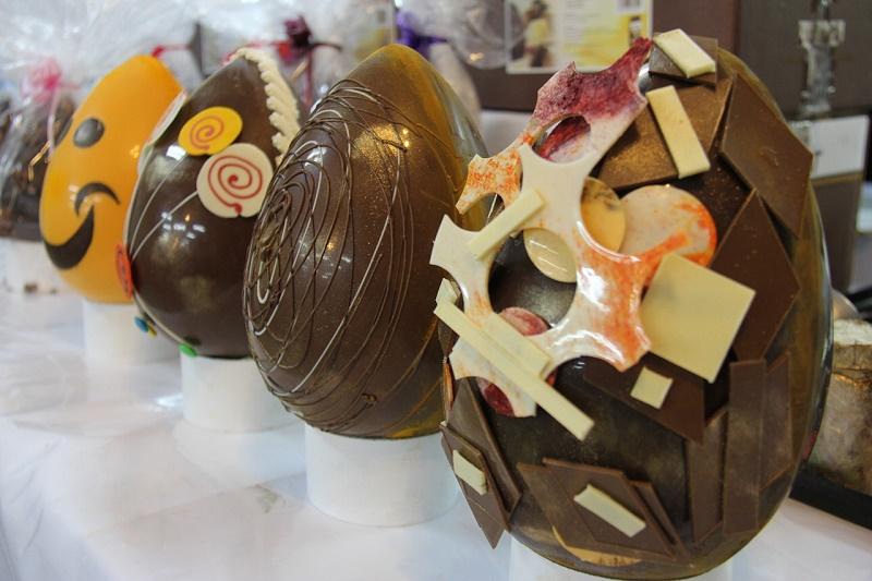 Čokoladni praznici