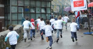 Dečji maraton u Vrtu dobre nade