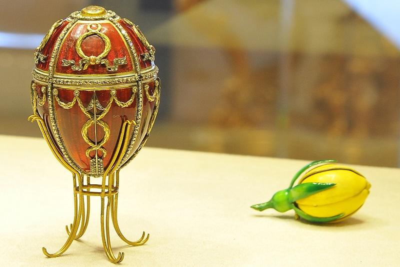 Faberže jaje (foto: Wikipedia / Mihail Ovčinnikov)