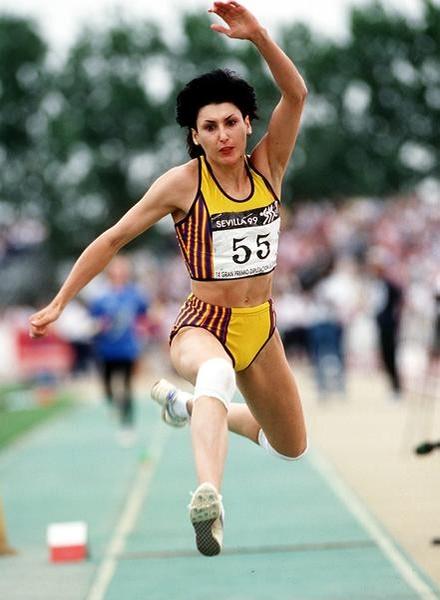 Beogradski maraton - Promoterka Galina Čistjakova