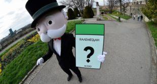 Mr. Monopoly: Kalemegdan na Monopol-u?