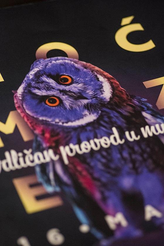 12. Noć muzeja: Otvori oči u noći!