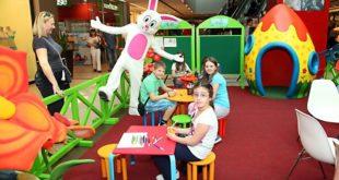 Radno vreme za Uskrs - programi za decu