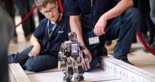 Beč: RobotChallenge 2015