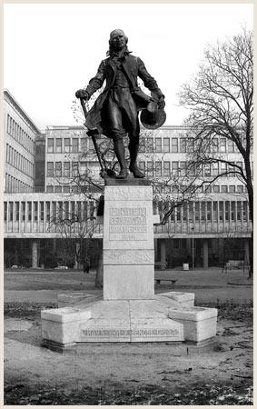 Spomenik Dositeju (foto: beogradskonasledje.rs)
