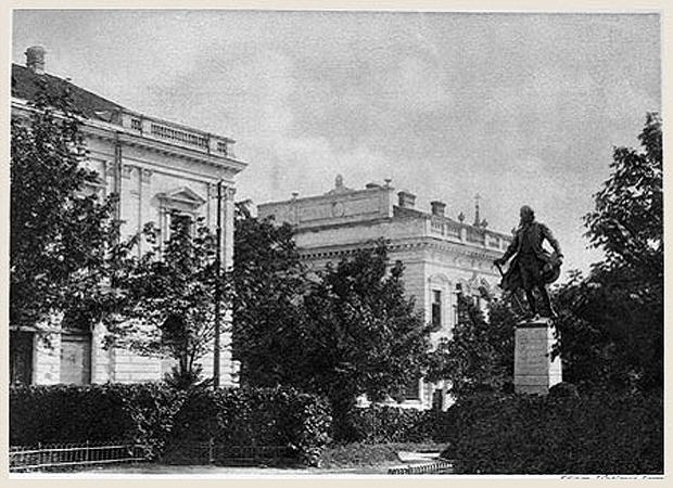Spomenik Dositeju Obradoviću