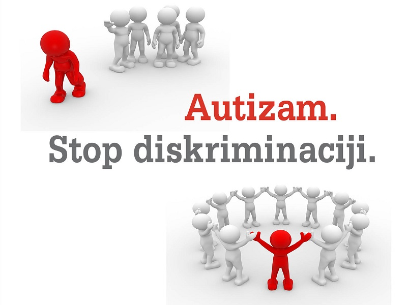 Svetski dan autizma: Autizam. Stop diskriminaciji.